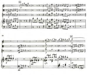 C.P.E. Bach Quartet in A Minor