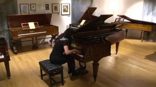Franz Liszt Vallee Dobermann Live Performance