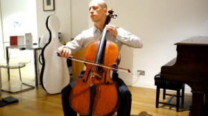 Gabriel Faure Sonate Op109 First Movement Opening