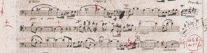 Gabriel Faure Sonate Op109 First Proof
