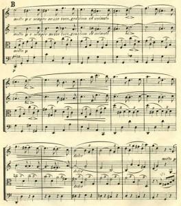 Johannes Brahms String Quartet Op51 2