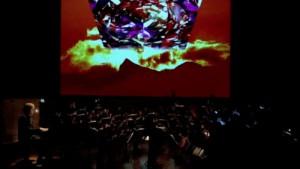 Trois Petites Liturgies Video Colour Visualization 2