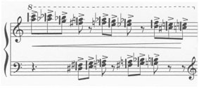Alfred Schnittke Piano Sonata No2 3rd Movement