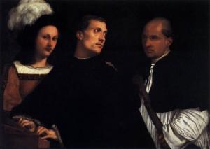 Giorgione Tiziano II Concerto 1512