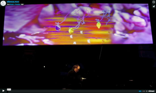 Regard Du Silence Olivier Messiaen Colours