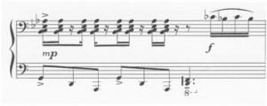 Schnittke Piano Sonata No2 3rd Movement
