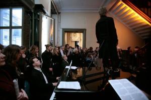 Verge Of Falling Over Soprano Marina Smolders Pianist Michel Stas 16 November 2008