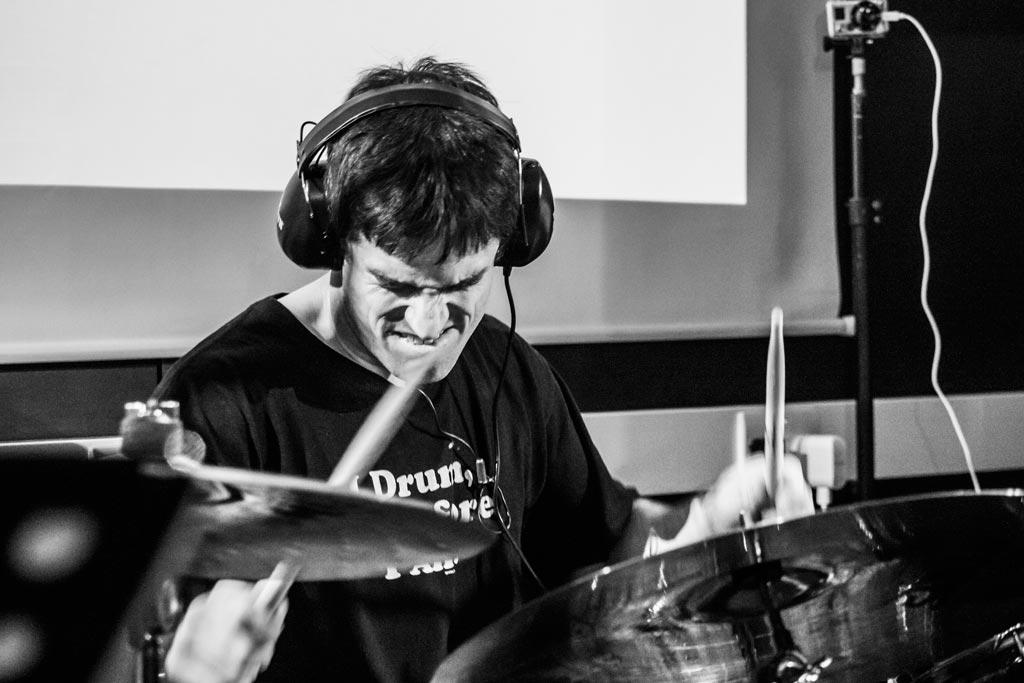 gareth dylan smith drummer